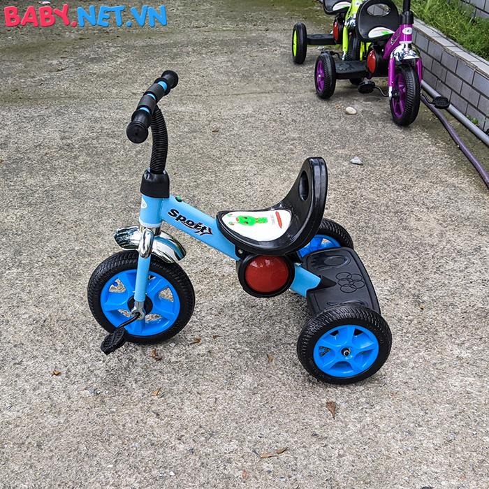 Xe đạp cho bé 3 bánh Broller XD3-819 4