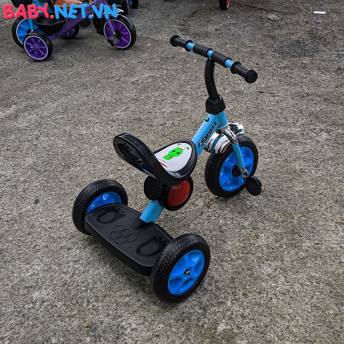 Xe đạp cho bé 3 bánh Broller XD3-819 5