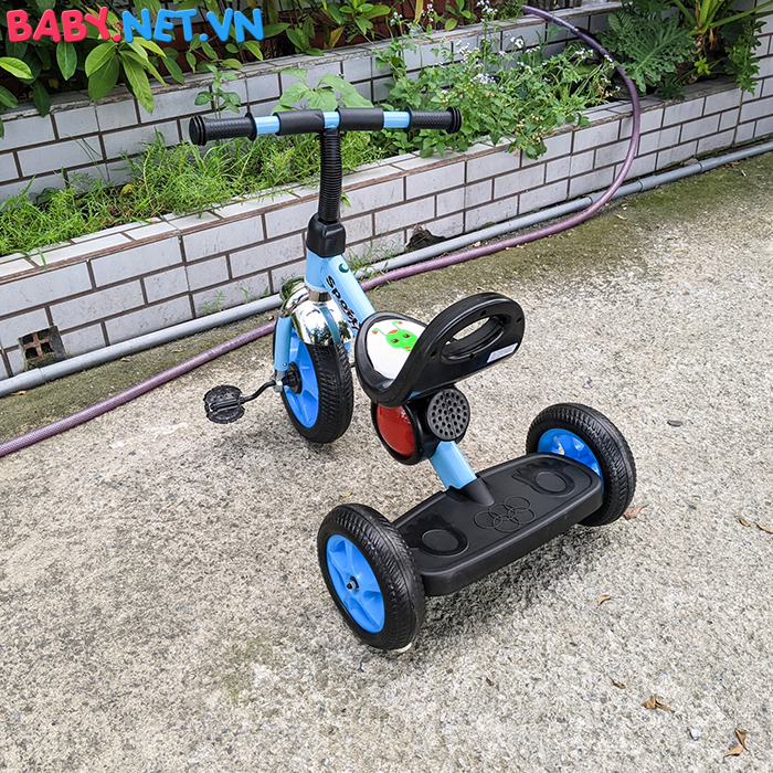 Xe đạp cho bé 3 bánh Broller XD3-819 6