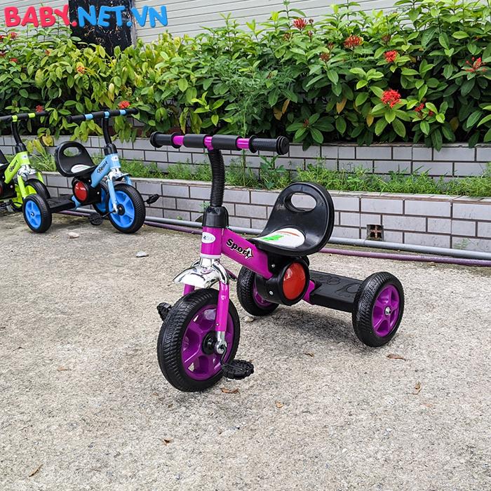 Xe đạp cho bé 3 bánh Broller XD3-819 9