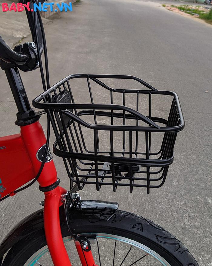 Xe đạp trẻ em Qitong TNXTC-108 21