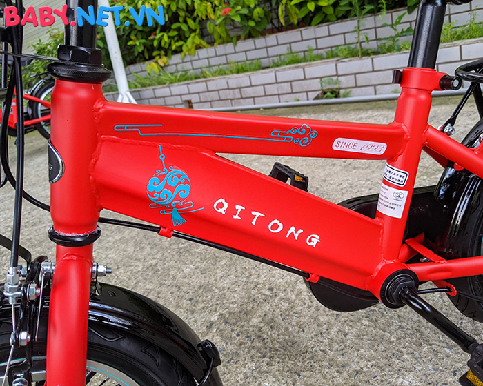 Xe đạp trẻ em Qitong TNXTC-108 22