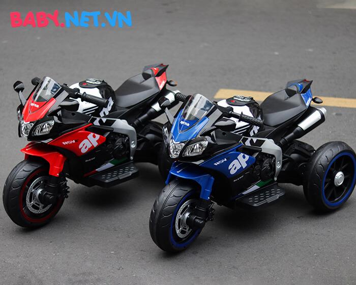 Xe mô tô điện cho trẻ em N666 1