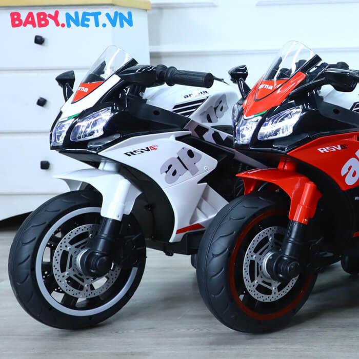 Xe mô tô điện cho trẻ em N666 11