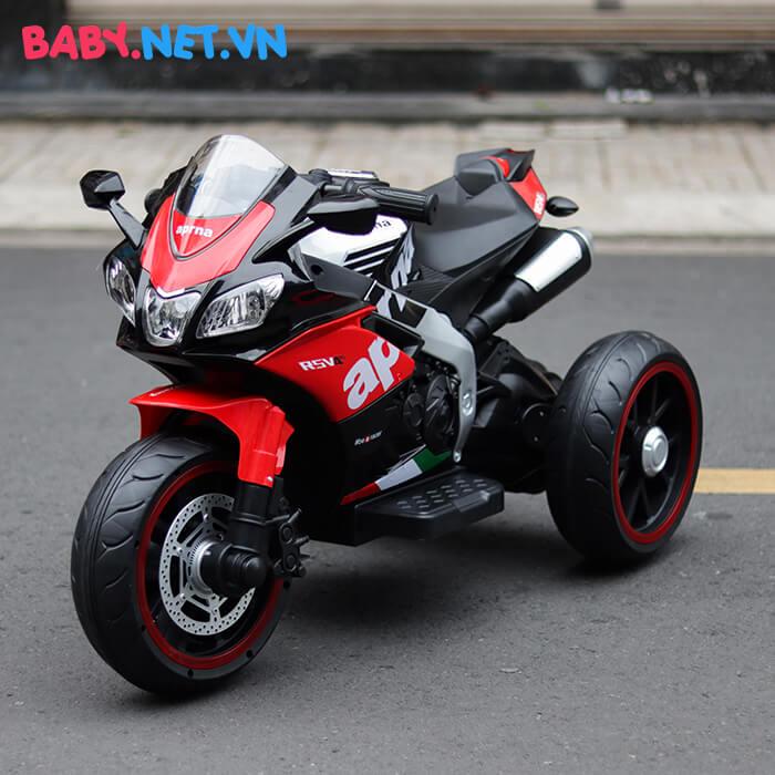 Xe mô tô điện cho trẻ em N666 12