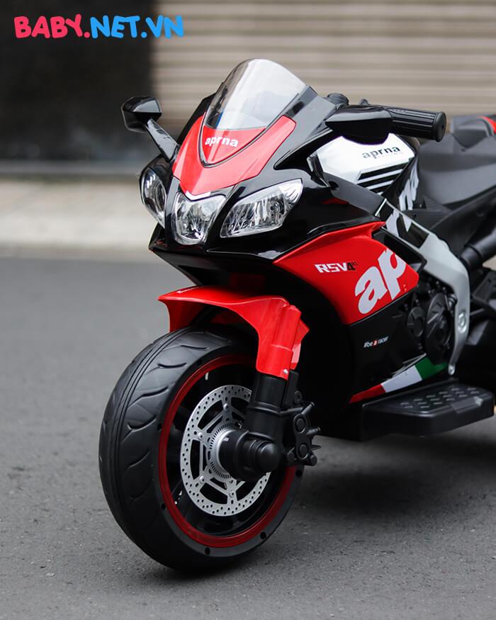 Xe mô tô điện cho trẻ em N666 13