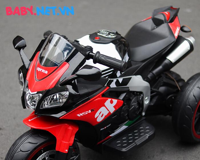 Xe mô tô điện cho trẻ em N666 14