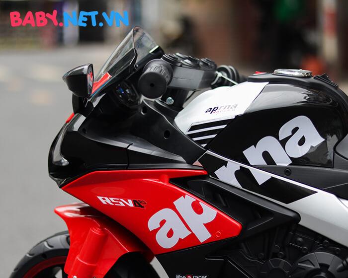 Xe mô tô điện cho trẻ em N666 16