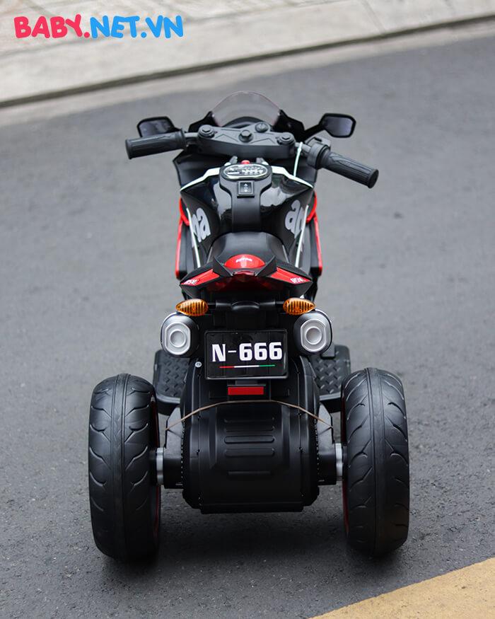 Xe mô tô điện cho trẻ em N666 18