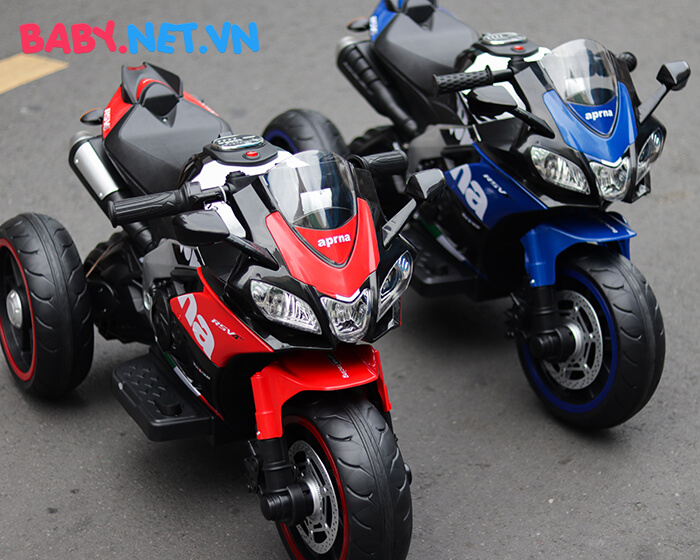 Xe mô tô điện cho trẻ em N666 2
