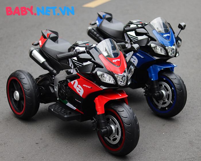Xe mô tô điện cho trẻ em N666 3