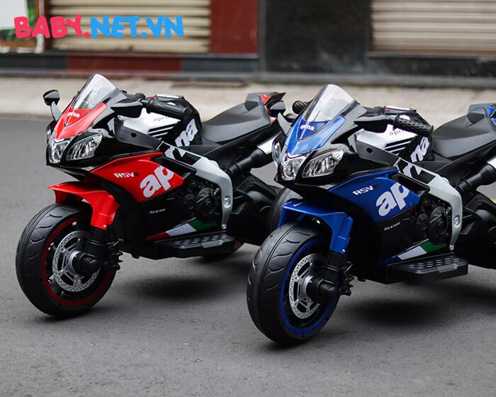 Xe mô tô điện cho trẻ em N666 4