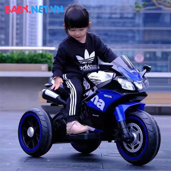 Xe mô tô điện cho trẻ em N666 6