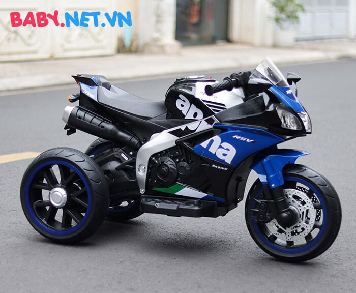 Xe mô tô điện cho trẻ em N666 8