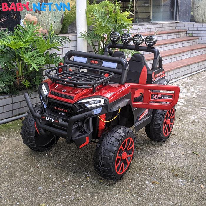 Xe ô tô trẻ em địa hình 4 động cơ UTV DLX-6188 12