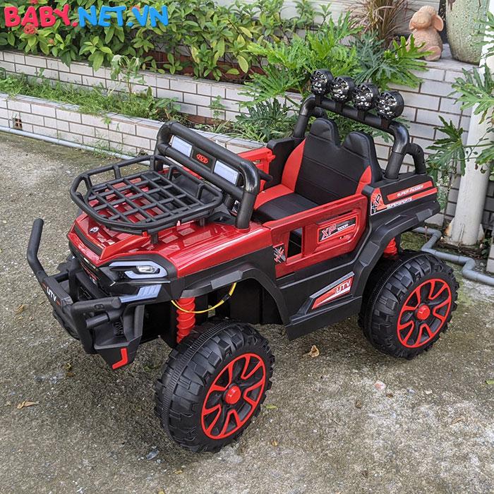 Xe ô tô trẻ em địa hình 4 động cơ UTV DLX-6188 13