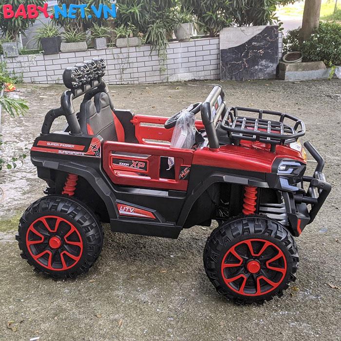 Xe ô tô trẻ em địa hình 4 động cơ UTV DLX-6188 15