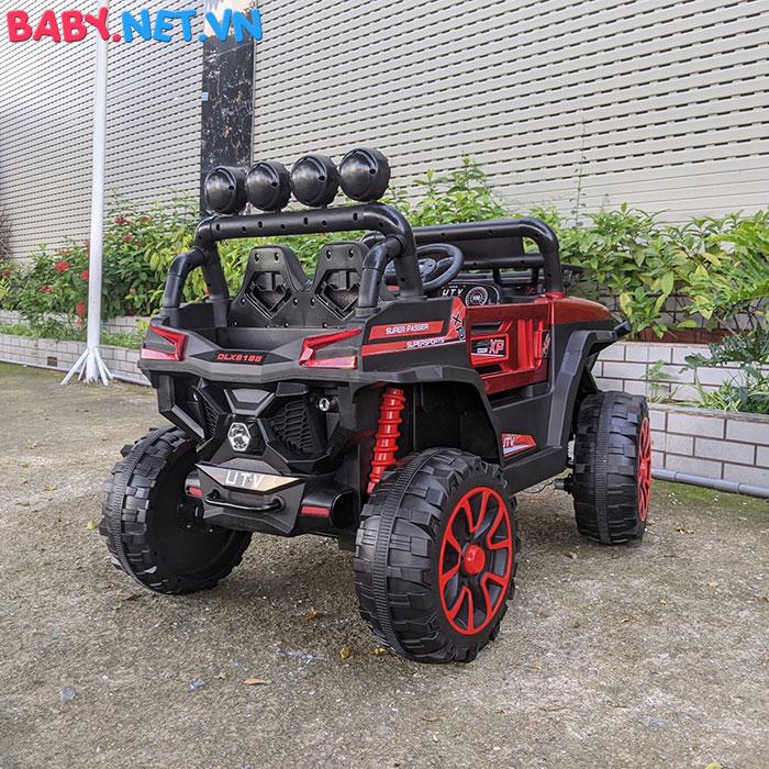 Xe ô tô trẻ em địa hình 4 động cơ UTV DLX-6188 18