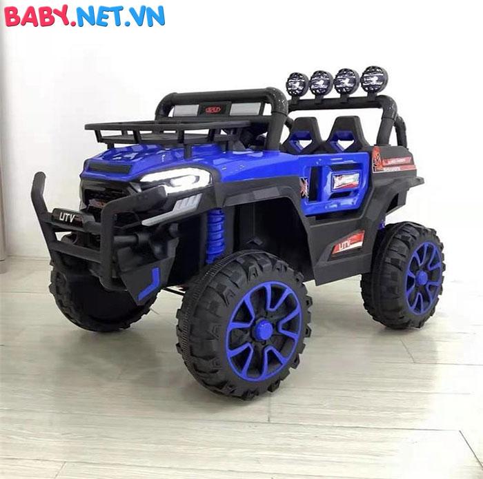 Xe ô tô trẻ em địa hình 4 động cơ UTV DLX-6188 2