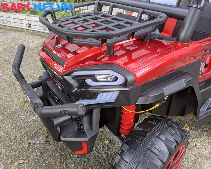 Xe ô tô trẻ em địa hình 4 động cơ UTV DLX-6188 21