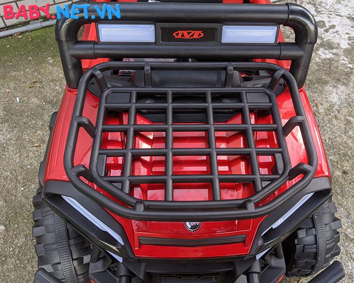 Xe ô tô trẻ em địa hình 4 động cơ UTV DLX-6188 22