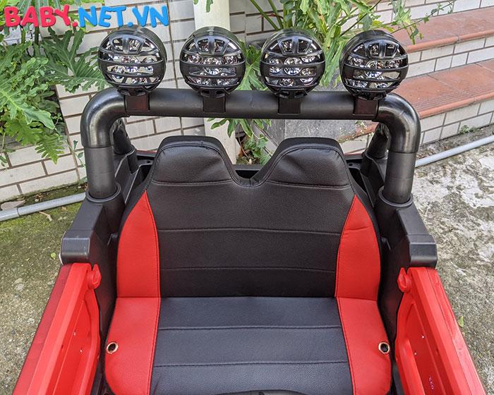 Xe ô tô trẻ em địa hình 4 động cơ UTV DLX-6188 26