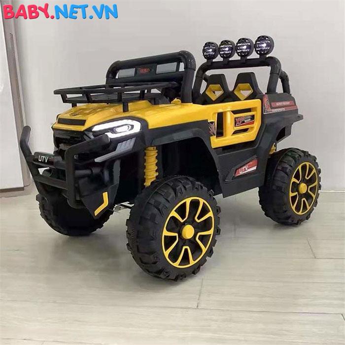 Xe ô tô trẻ em địa hình 4 động cơ UTV DLX-6188 3