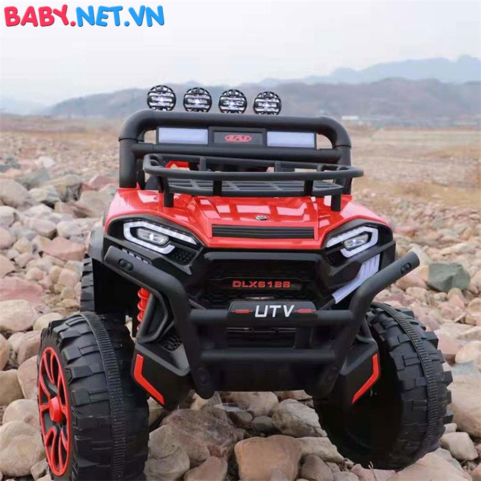 Xe ô tô trẻ em địa hình 4 động cơ UTV DLX-6188 4