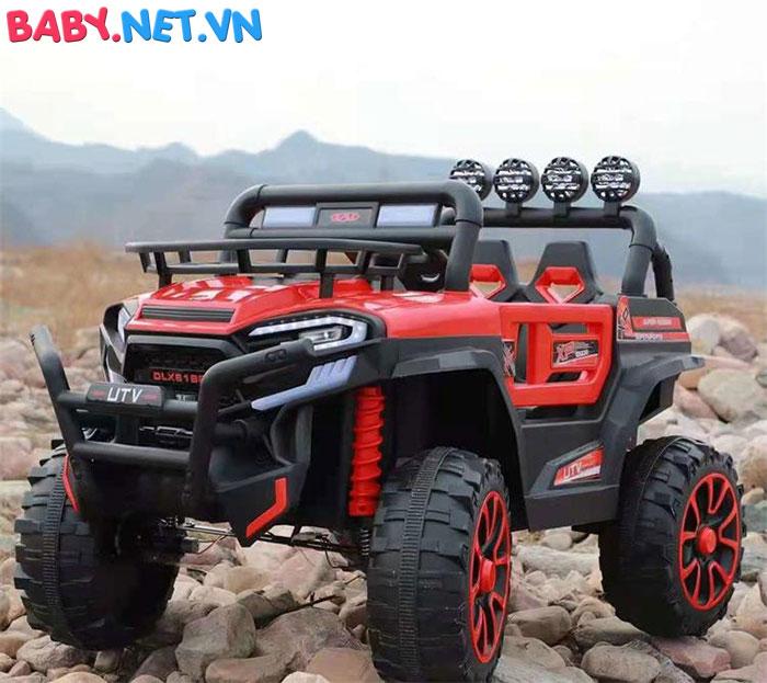 Xe ô tô trẻ em địa hình 4 động cơ UTV DLX-6188 6