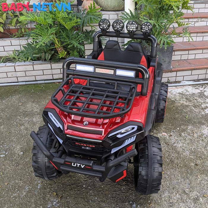 Xe ô tô trẻ em địa hình 4 động cơ UTV DLX-6188 7