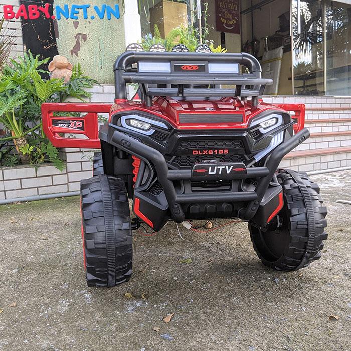 Xe ô tô trẻ em địa hình 4 động cơ UTV DLX-6188 8