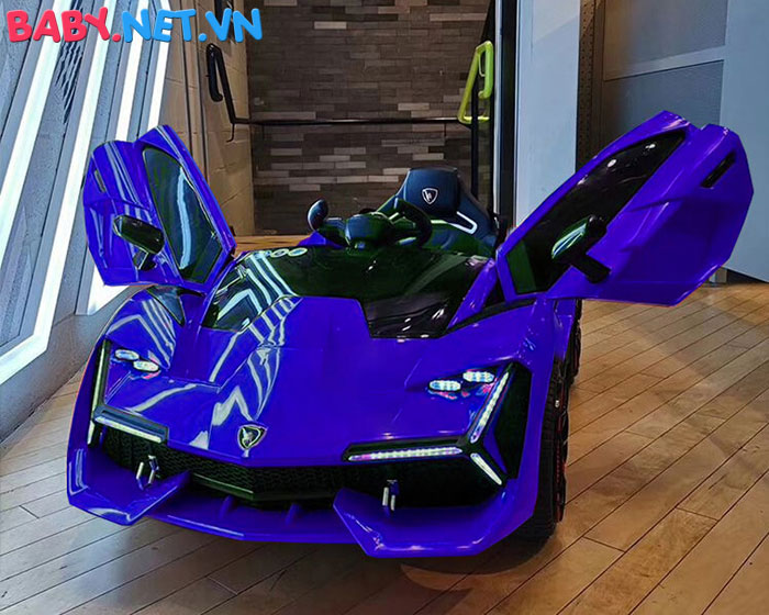 Xe oto điện Lamborghini TA-666 1