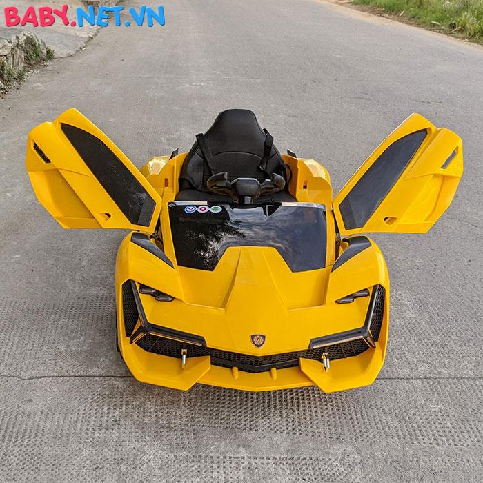 Xe oto điện Lamborghini TA-666 12