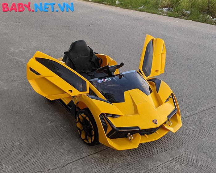 Xe oto điện Lamborghini TA-666 14