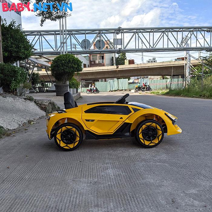 Xe oto điện Lamborghini TA-666 15