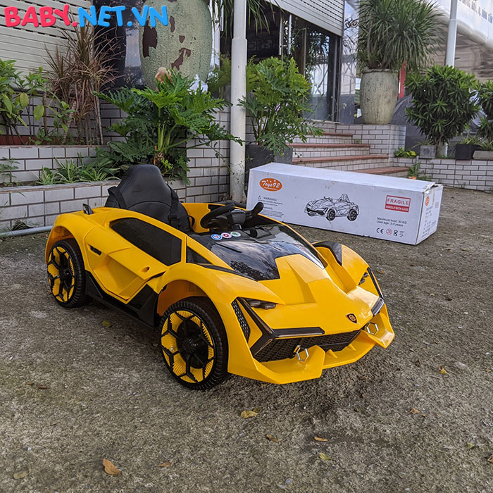 Xe oto điện Lamborghini TA-666 17