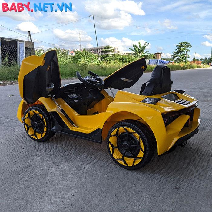 Xe oto điện Lamborghini TA-666 19