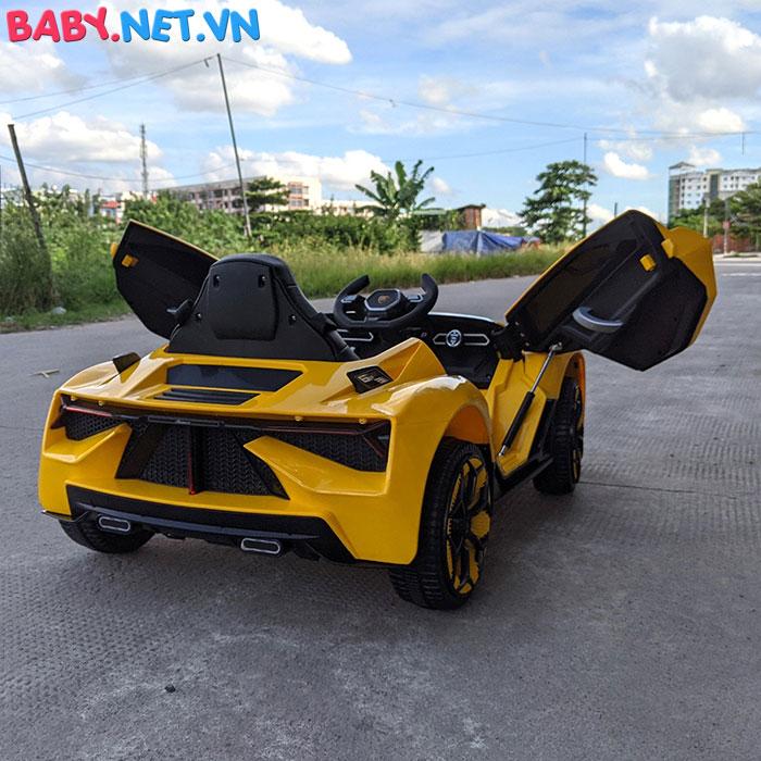 Xe oto điện Lamborghini TA-666 20