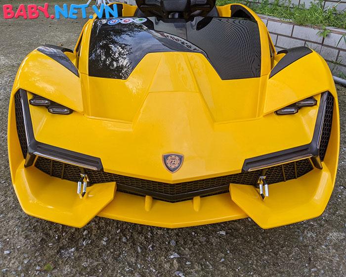 Xe oto điện Lamborghini TA-666 22