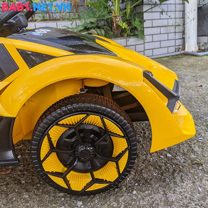 Xe oto điện Lamborghini TA-666 23