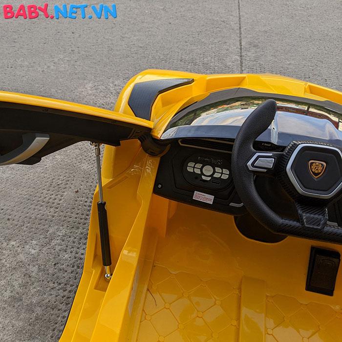 Xe oto điện Lamborghini TA-666 25