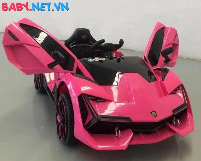 Xe oto điện Lamborghini TA-666 3