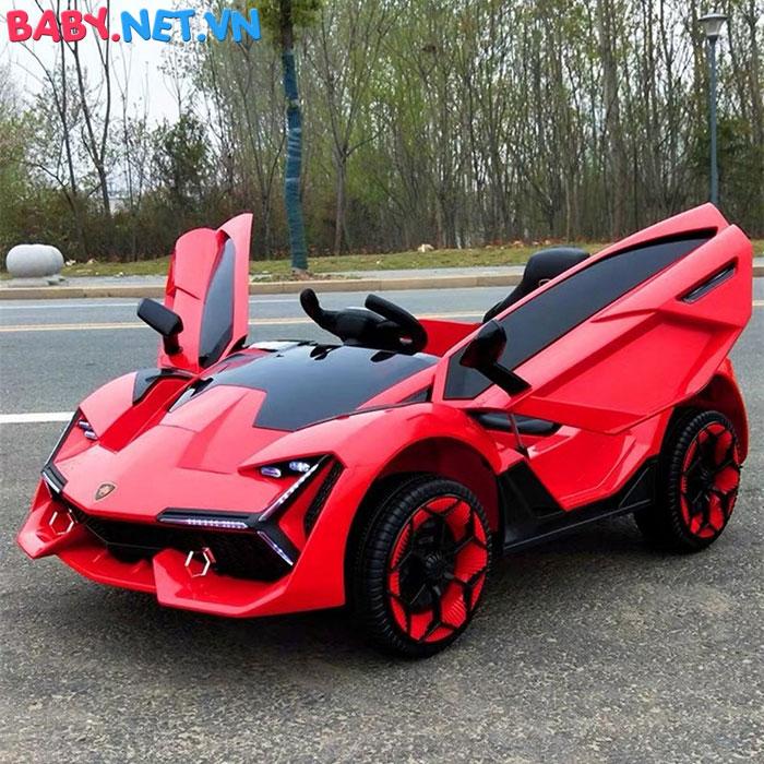Xe oto điện Lamborghini TA-666 4