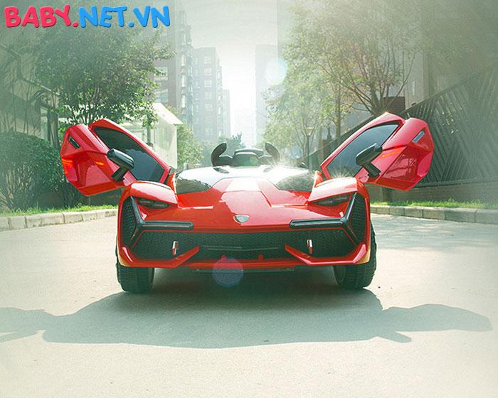 Xe oto điện Lamborghini TA-666 5