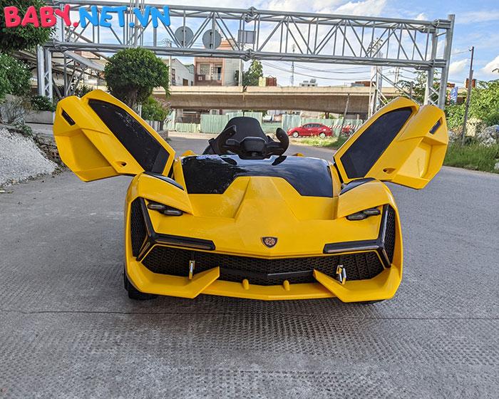 Xe oto điện Lamborghini TA-666 9